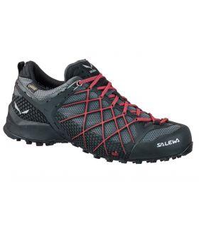 Zapatillas Salewa Ms WildFire GTX Hombre Negro. Oferta y Comprar online