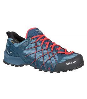 Zapatillas Salewa Ms WildFire GTX Hombre Azul