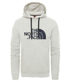Sudadera The North Face Drew Peak Hombre Gris Claro
