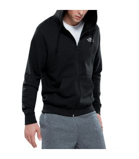 Sudadera The North Face Open Gate FZ HD Hombre Negro
