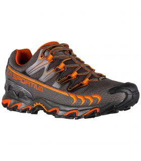 Zapatillas Trail Running La Sportiva Ultra Raptor GTX Hombre Carbon Naranja. Oferta y Comprar online