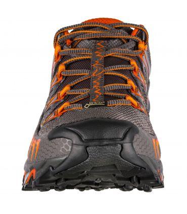 Zapatillas Trail Running La Sportiva Ultra Raptor GTX Hombre Carbon Naranja