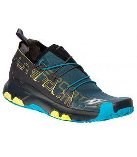 Zapatillas La Sportiva Unika Hombre Carbon Azul