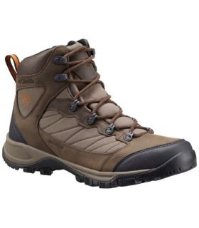 Botas Columbia Cascade Pass Waterproof Hombre Marron