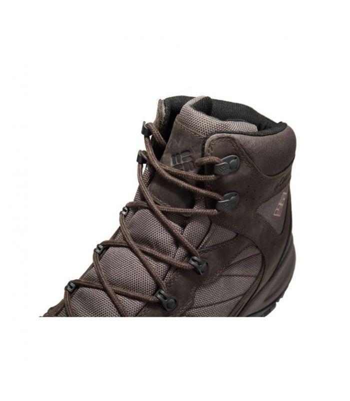 Compra online Botas Columbia Cascade Pass Waterproof Hombre Marron en oferta al mejor precio