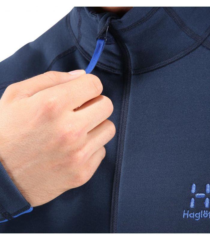 Compra online Chaqueta Haglöfs Heron Hombre Azul en oferta al mejor precio