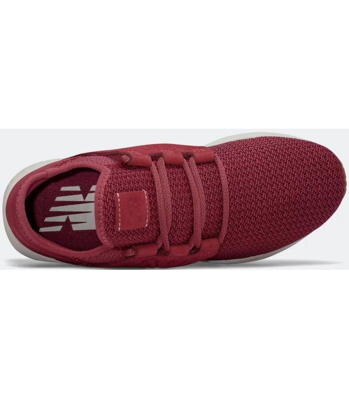 Zapatillas New Balance Fresh Foam Cruz On Mujer Pimiento