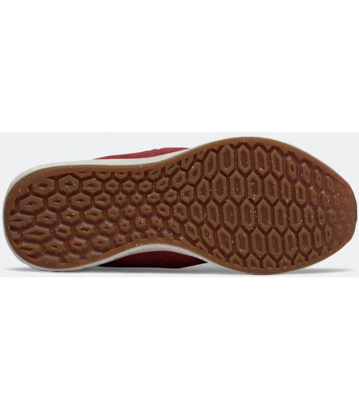 Compra online Zapatillas New Balance Fresh Foam Cruz On Mujer Pimiento en oferta al mejor precio