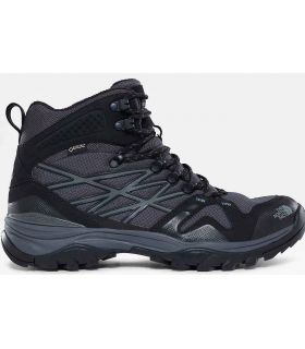Botas The North Face Hedgehog Fastpack Mid Gtx Hombre Negro
