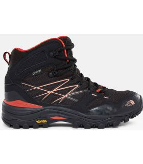Botas The North Face Hedgehog Fastpack Mid Gtx Mujer Negro
