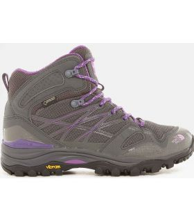 Botas The North Face Hedgehog Fastpack Mid Gtx Mujer Gris