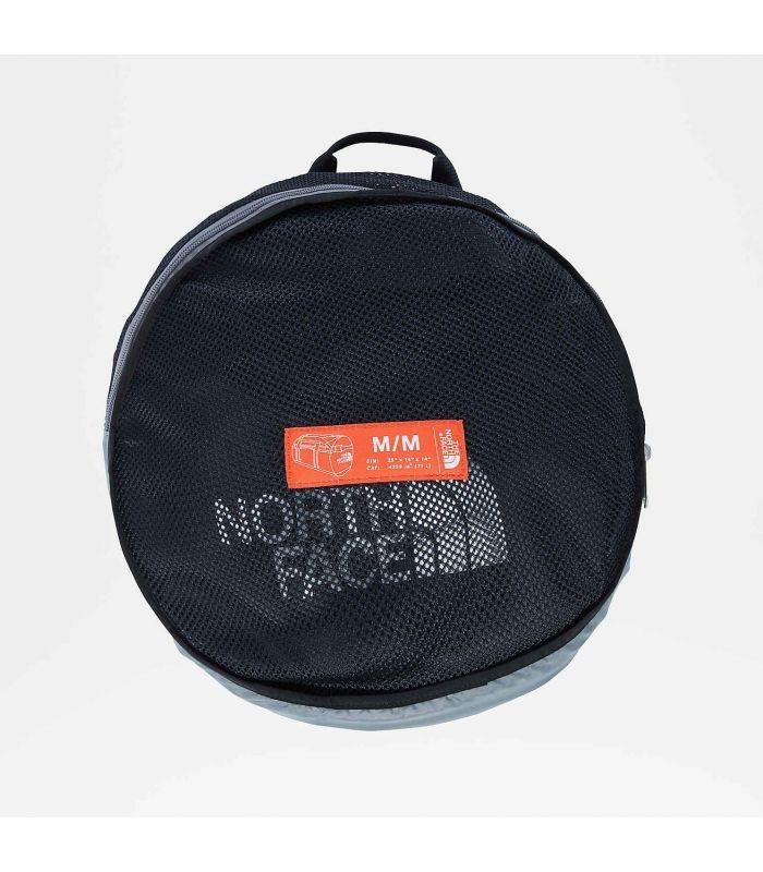 Compra online Mochila The North Face Base Camp Duffel M Negro en oferta al mejor precio
