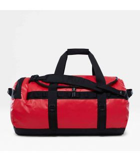 Mochila The North Face Base Camp Duffel M Rojo Negro
