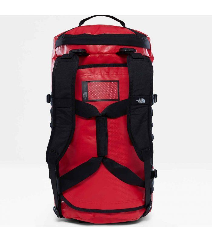 Compra online Mochila The North Face Base Camp Duffel M Rojo Negro en oferta al mejor precio