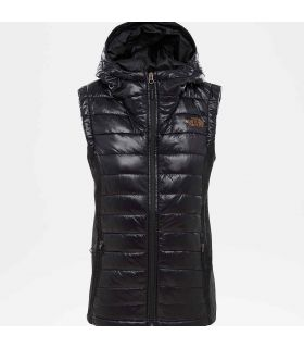 Chaleco The North Face Mashup Mujer Negro