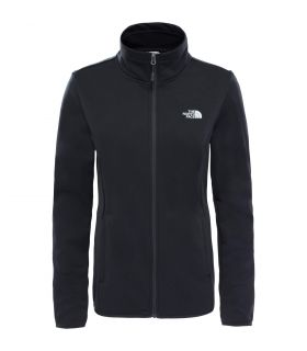 Chaqueta The North Face Tanken FZ Mujer Negro
