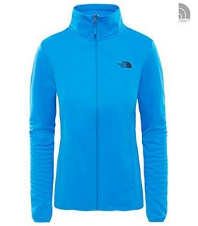 Chaqueta The North Face Tanken FZ Mujer Azul