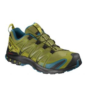 Zapatillas trail running Salomon Xa Pro 3D GTX Hombre Guacamole