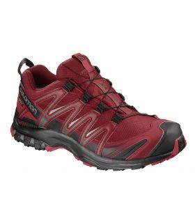 Zapatillas trail running Salomon Xa Pro 3D GTX Hombre Rojo Dahlia