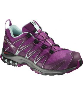 Zapatillas trail running Salomon Xa Pro 3D GTX Mujer Morado