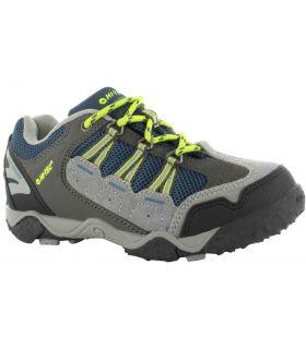 Zapatillas Hi-Tec Forza Low WP Niños. Oferta y Comprar online