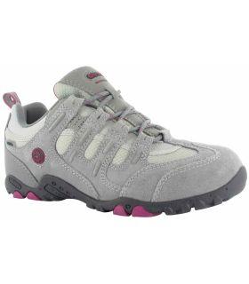 Zapatillas Hi-Tec Quadra Classic Wp Mujer Gris. Oferta y Comprar online