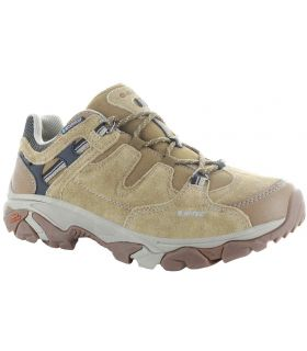 Zapatillas Hi-Tec Ravus Adventure Low Wp Hombre Marron