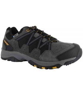 Zapatillas Hi-Tec Dexter Low Wp Hombre Gris. Oferta y Comprar online