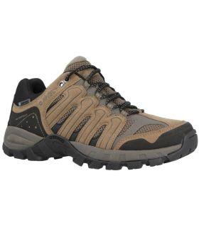 Zapatillas Hi-Tec Gregal Low WP Hombre Marron. Oferta y Comprar online