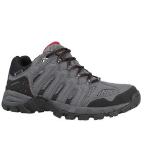 Zapatillas Hi-Tec Gregal Low WP Hombre Gris. Oferta y Comprar online