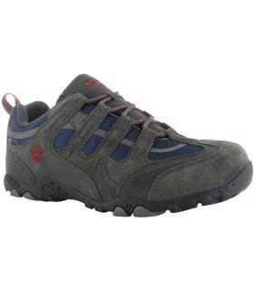Zapatillas Hi-Tec Quadra Classic Wp Hombre Charcoal Navy. Oferta y Comprar online