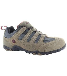 Zapatillas Hi-Tec Quadra Classic Wp Hombre Tupe. Oferta y Comprar online