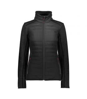 Chaqueta Campagnolo Jacket Hybrid 38H1566 Mujer Negro