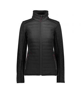 Chaqueta Campagnolo Jacket Hybrid 38H1566 Mujer Negro. Oferta y Comprar online