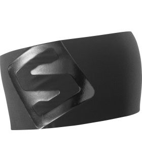 Banda para la cabeza Salomon RS Pro Negro