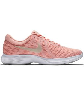 Zapatillas Nike Revolution 4 Eu Mujer Rosa Hielo