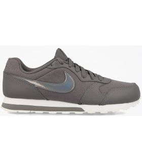 Zapatillas Nike Md Runner 2 Gs Pistola de Humo