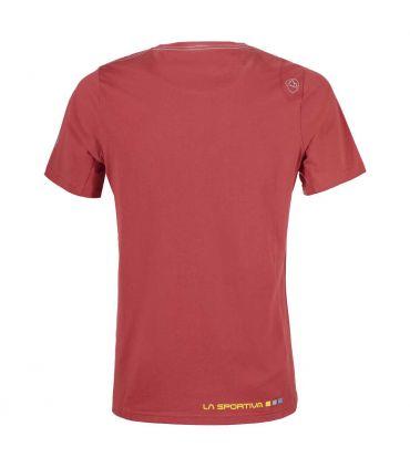 Camiseta La Sportiva Stripe 2.0 Hombre Rojo