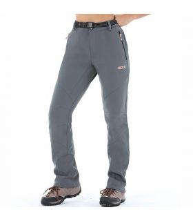 Pantalones +8000 Crestas 18I 084 Mujer Antracita