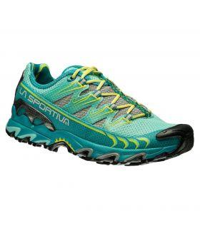 Zapatillas trail running La Sportiva Ultra Raptor Mujer Emerald. Oferta y Comprar online