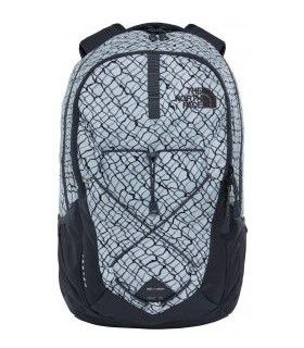 Mochila The North Face Jester Blanco Gris. Oferta y Comprar online