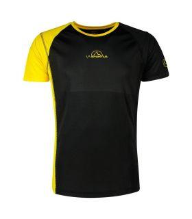 Camiseta La Sportiva Mr Event Tee Hombre Negro. Oferta y Comprar online