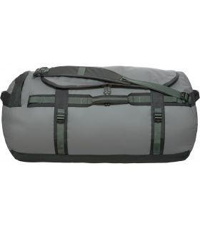 Bolso The North Face Base Camp Duffel L Gris Verde. Oferta y Comprar online