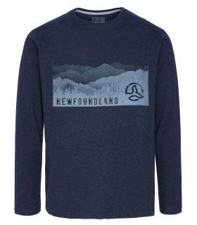 Camiseta Ternua Grunda Hombre Gris. Oferta y Comprar online