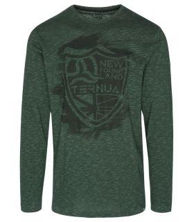 Camiseta Ternua Trenstone Hombre Forest. Oferta y Comprar online