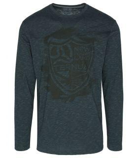 Camiseta Ternua Trenstone Hombre Gris Oscuro. Oferta y Comprar online