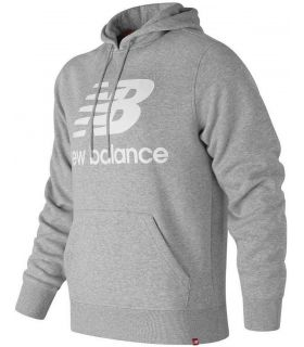 Sudadera New Balance Essentials Brushed Pullover Hoodie Hombre Fris