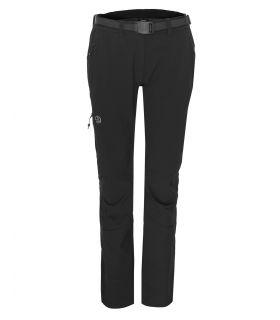 Pantalones Ternua Lawn Mujer Negro