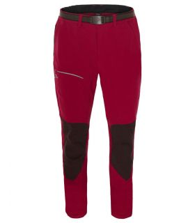 Pantalones Ternua Asgard Hombre Burgundy