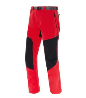 Pantalones Trangoworld Mourelle Hombre Rojo